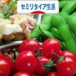 野菜の自給自足で価格上昇を乗り切る