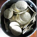 500円玉貯金箱を開缶したら10枚足りなかった