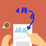 4月になってブログの広告収入が激減するお役所的理由