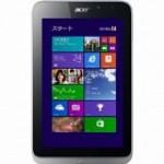 リタイア向けタブレット端末「Acer ICONIA W4-820/FH」を購入
