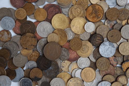 ロシアの硬貨