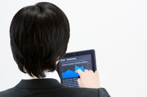 タブレットPCで株式投資