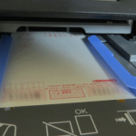 年賀状の印刷に失敗(2020年師走)