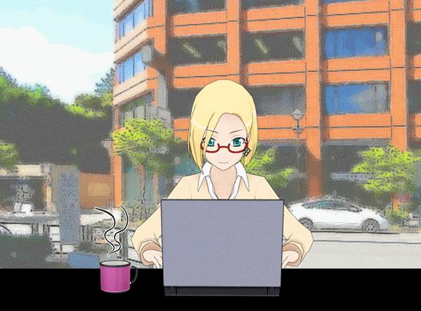 窓辺&PC