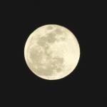 「スーパームーンの日」に満月を楽しめるセミリタイア生活