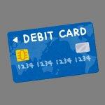 デビットカードの利用限度額が強制的に「ゼロ」に引き下げられた