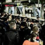 「通勤電車の運行停止」を回避できるからセミリタイアは楽だ